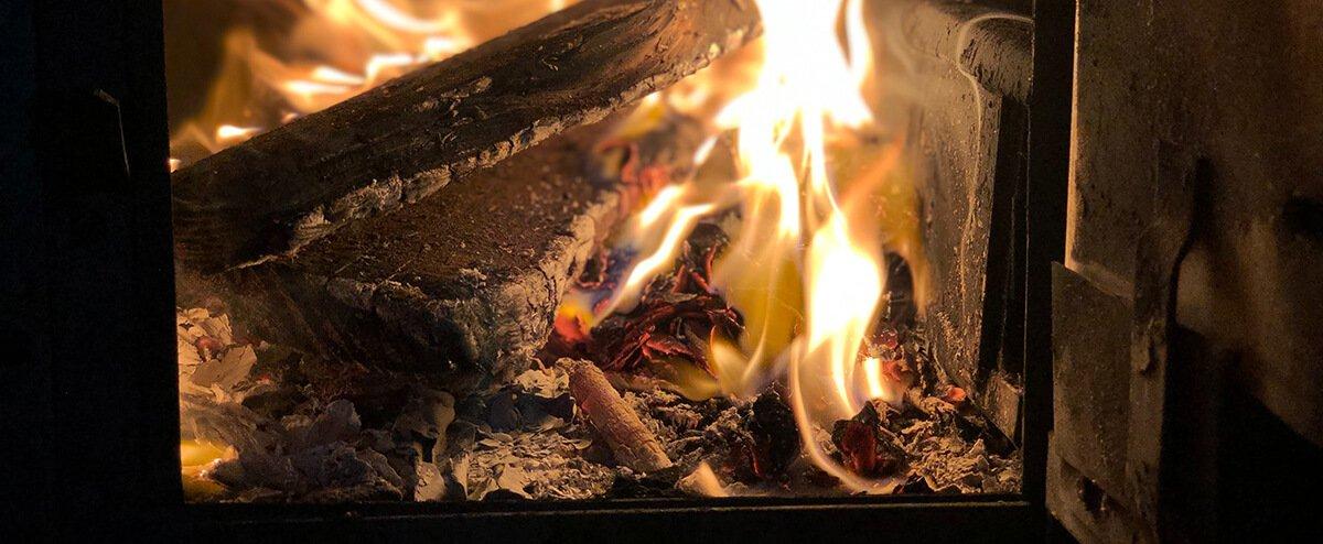 brændeovn 2003 skrottes