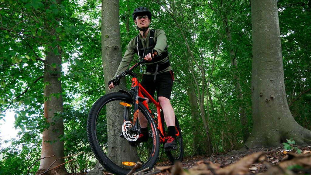 To afgørelser om mountainbikespor i fredet skov i Aalborg Kommune