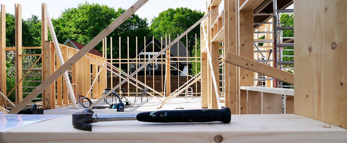 Stigende priser på byggematerialer